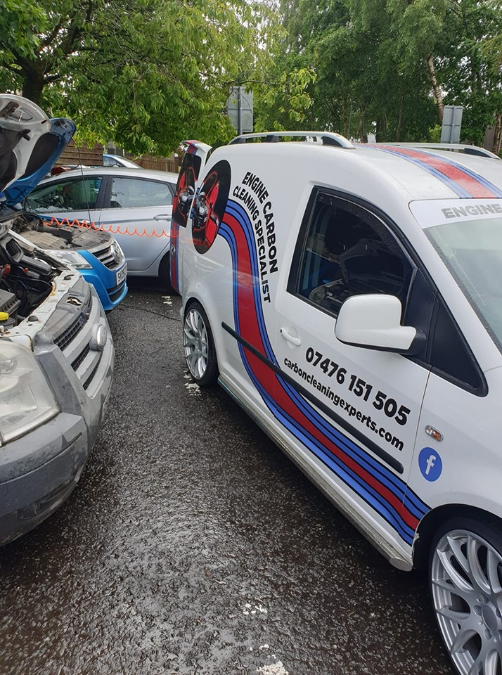 engine carbon cleaning reviews in Glasgow
