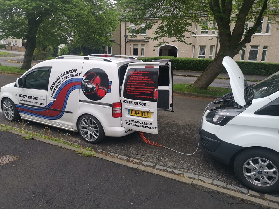 engine carbon cleaning reviews Glasgow